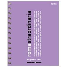 Romastraordinaria 2012. Ediz. multilingue