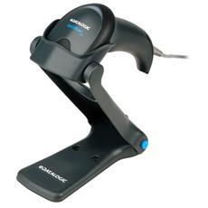 Scanner di codici a barre portatile Datalogic QuickScan QW2170-BK - Nero - Cavo Connettività - 400 scan / s - 1D - Imager - Omnidirezionale