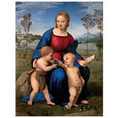 Puzzle Madonna col Cardellino 1500 pz 80 x 60 cm 16249