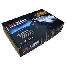 Kit Hid Xenon Auto H1 6000K Ballast Slim Supersottile Garanzia 12 Mesi