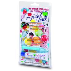 Crystal Ball - Tubetto di pasta 20g con cannello di soffiaggio