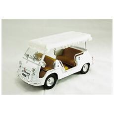 T74307 Fiat 600 Multipla Taxi Capri 1/18 Modellino