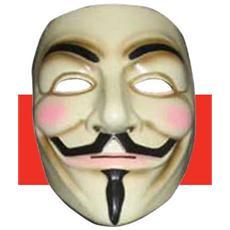 Maschera V For Vendetta