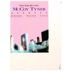 Tyner, Mccoy -Quartet- - New York Reunion -Hq-