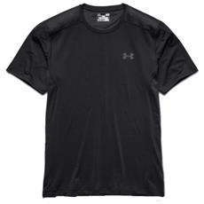 T-shirt Uomo Raid Ss Nero Grigio Xs