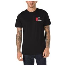 T-shirt Off The Wall Iii Nero L
