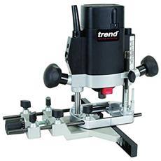 Trend Tret5elb 1000 Watt 110 V Variable Speed Routers By Trend