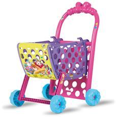 Minnie - Carrello Della Spesa Con Accessori