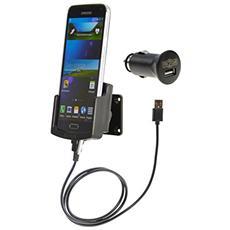 64261 Auto Active holder Nero supporto per personal communication