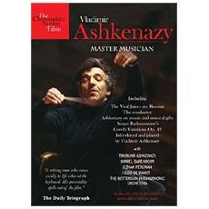 Dvd Ashkenazy - Master Musician