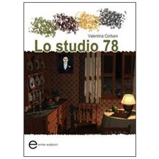 Lo studio 78