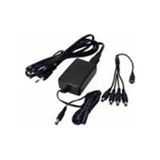 Power Supply Power Cord And 4 Output Cable For To 4 Avriq-srl