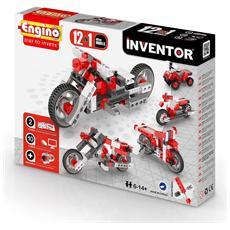 Inventor Motor Bikes 12 In Uno Inventor Gioco Di Costruzioni 02486