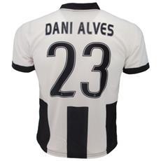 Maglia Dani Alves Prodotto Ufficiale Juventus Stagione 2016-2017 Large Adulto