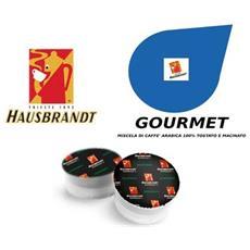 Capsule Hausbrandt Gourmet 100% Arabica Confezione 10pz.