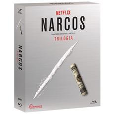 Narcos - Trilogia (8 Blu-Ray) - Disponibile dal 20/11/2019