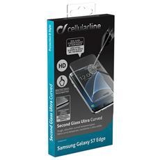 37737, Chiara, Samsung Galaxy S7 Edge, Telefono cellulare / smartphone, Samsung, Vetro temprato, Trasparente