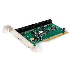 Scheda controller PCI a 2 porte IDE