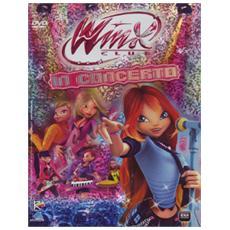 Dvd Winx Club - In Concerto