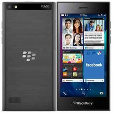 """Leap Nero 16 GB 4G/LTE Display 5"""" HD Slot Micro SD Fotocamera 8 Mpx BlackBerry Europa"""