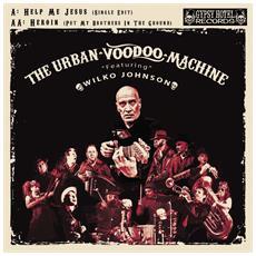 "Urban Voodoo Machine Feat. Wilko Johnson (The) - Help Me Jesus / Heroin (put My Brothers In The Ground) (7"")"