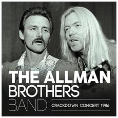 Allman Brothers (The) - The Crackdown Concert (2 Lp)