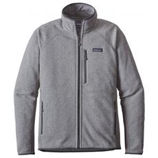 M's Performance Better Sweater Jkt Fea Giacca In Pile Uomo Taglia S
