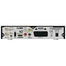THR 7600, Satellite, LED, 576i, 720i, 720p, 1080i, 5 - 40 °C, H. 264, MPEG2, MPEG4, 4:3, 16:9
