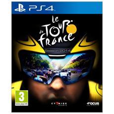 PS4 - Tour de France 2014