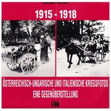 1915-18: Osterreichisch-Ungarische und Italienische Kriegsfotos. Eine Gegenüberstellung