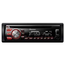 Sintolettore CD DEH-4700BT Supporto MP3 / WMA / WAV 4x50Watt una porta USB un ingresso AUX Bluetooth compatibile Apple