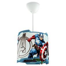 Lampadario a sospensione Disney Avengers 23 W