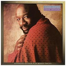 Isaac Hayes - Love Attack: Expanded Edition