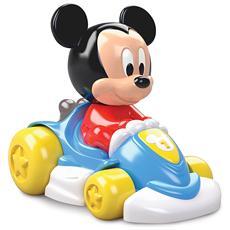 Veicolo Elettronico Baby Mickey Go Kart