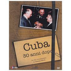 Dvd Cuba Trent'anni Dopo