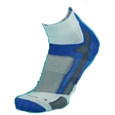 Calza Running Professional Extralight 39/41 Bianco Blu