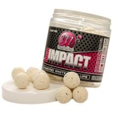 Boilies Pop-up High Impact Diamond Whites 22 Mm Bianco Unica