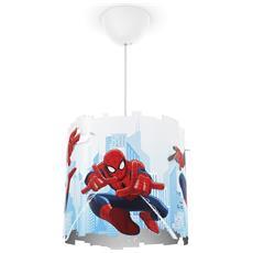 E Disney - Sospensione Spiderman