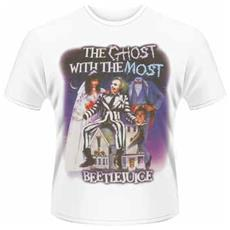 Beetlejuice - The Ghost With The Most (T-Shirt Unisex Tg. 2XL)