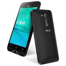 """ZenFone Go (ZB551KL) Nero 32 GB 4G/LTE Dual Sim Display 5.5"""" HD Slot Micro SD Fotocamera 13 Mpx Android Italia"""