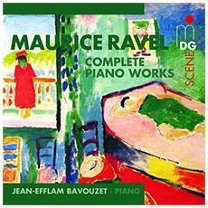 Bavouzet, J E - Ravel : Complete Piano Works (2 Cd)