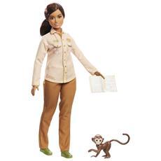 GDM48 Barbie - National Geographic: Conservatrice di Biodiversita