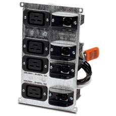Power Backplate APC SYPD8 - 4 x IEC 60320 C19