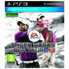 PS3 - Tiger Woods PGA Tour 2013 (Compatibile con Playstation Move)