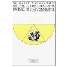 Storia della storiografia. Vol. 58