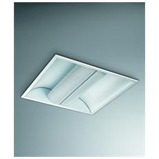 Illuminazione 7078 - Plafoniera Incasso 2x55w