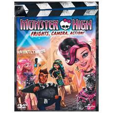 Dvd Monster High - Ciak Si Grida