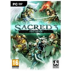 PC - Sacred 3 First Edition