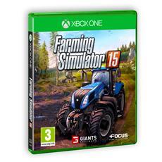 XONE - Farming Simulator 2015