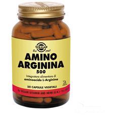 Amino Arginina 500 50vcps